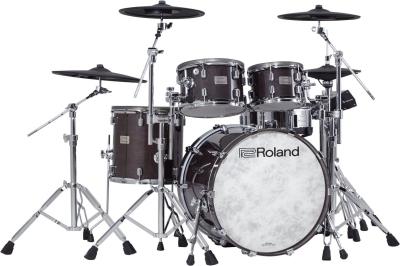 Roland Vad706GE Gloss Ebony Kit Completo