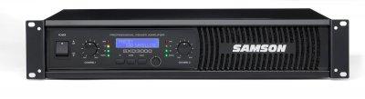 Samson Sxd3000 Amplificatore Stereo 2X450W
