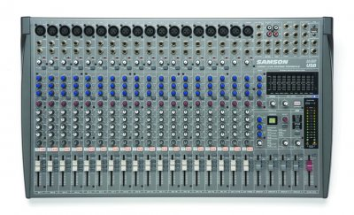 Samson L2000 - mixer professionale - 20 canali