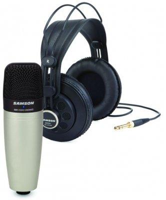 Samson Co1/Sr850 Bundle Microfono+Cuffie