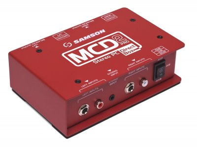 SAMSON MCD2PRO DIRECT BOX