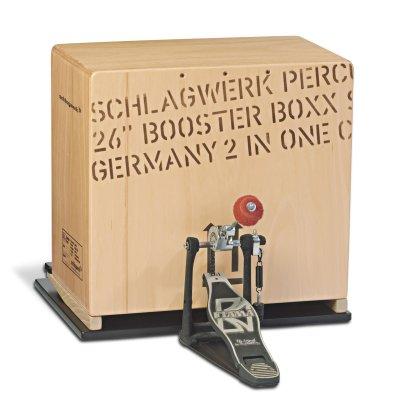Schlagwerk Bc 460 - 2inone bass cajon booster boxx