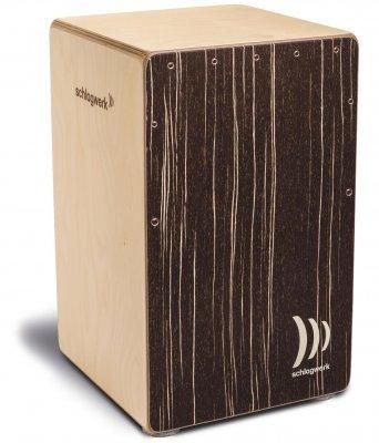 Schlagwerk Cp 585 - cajon super agile cappuccino
