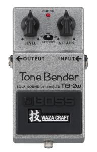 Boss TB2W Tone Bender Fuzz
