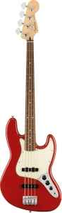 FENDER PLAYER SERIES JAZZ BASS PAU FERRO SONIC RED