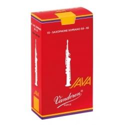 Vandoren Ance Sax Soprano Java Red 2