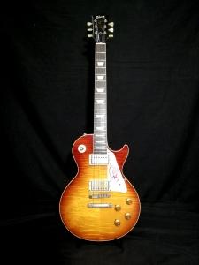 Gibson 59 les paul standard vos 2011 usata