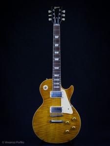 Gibson 59 les paul Rick Nielsen dirty lemon aged -usata