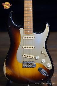 Fender 55 Stratocaster relic materbuilt John Cruz Usata