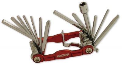GROOVE TECH CRUZ TOOLS GTDMT1 MULTI TOOL