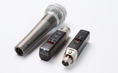 Boss WlL30XLR Sistema Wireless Ricevitore e Trasmettitore