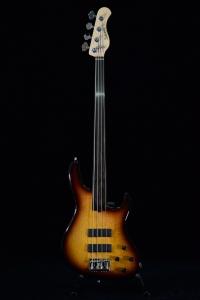 Sadowsky Metroline Bass 4 24 Modern Fretless Vintage Sunburst