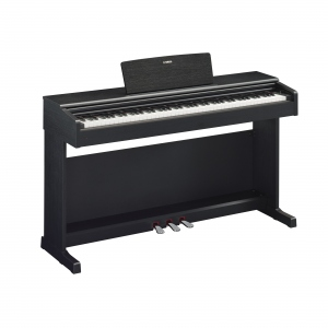 YAMAHA ARIUS YDP144 BLACK PIANOFORTE DIGITALE