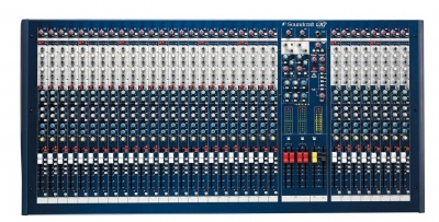 SOUNDCRAFT LX7 II 16 LIVE DESK