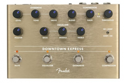 FENDER DOWNTOWN EXPRESS PEDALE EFFETTO
