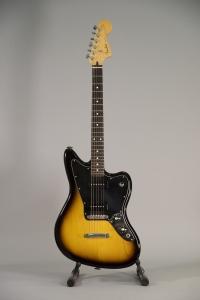 Fender Jaguar Blacktop USATA