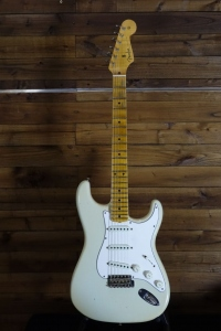 FENDER 2018 LIMITED TOMATILLO STRATOCASTER JOURNEYMAN RELIC