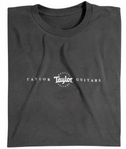 TAYLOR ROADIE T CHARCOAL SIZE L