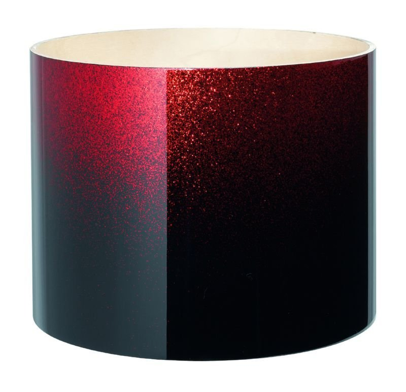 """Tama Plt16a-rsf - tom 16""""x13"""" - rosso scuro sparkle sfumato"""