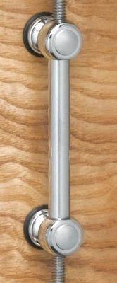 """Tama Mtl60 - blocchetto """"brass tube lug"""" per rullante s.l.p. - cromato"""