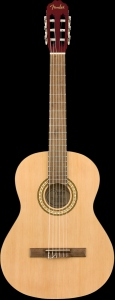Fender Fc1 Classical Natural Walnut