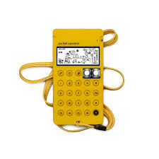 TEENAGE ENGINEERING Case PO CA-X yellow