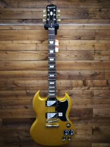 EPIPHONE G-400 PRO LIMITED EDITION 1961 GOLD TOP