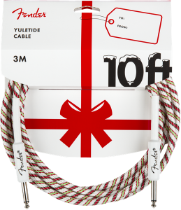 Fender Cavo Yuletide Holiday Cable