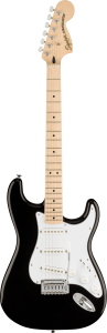 Squier Affinity Stratocaster Maple Fingerboard Black