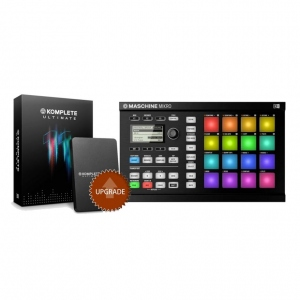 NATIVE INSTRUMENTS BUNDLE MASCHINE MIKRO MKII BK + KOMPLETE 11 ULTIMATE - OFFERTA