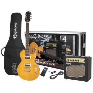 Epiphone Slash Afd Les Paul Performance Pack Amber