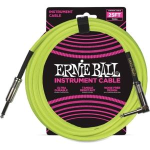 Ernie Ball 6057 Cavo Neon Yellow Mt7,5