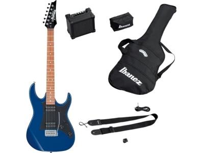 Ibanez Ijrx20Bkn Jampack Kit Chitarra Elettrica Blue