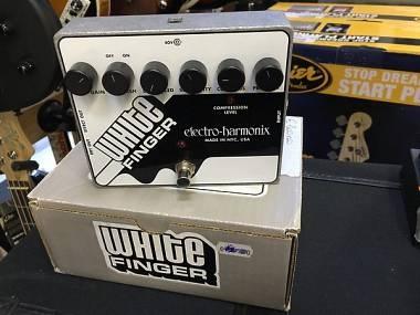 Electro Harmonix White finger usato