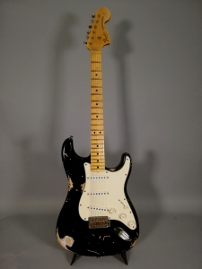 Fender 68 Stratocaster heavy relic custom shop usata