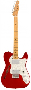 Fender Vintera 70S Telecaster Thinline Candy Apple Red