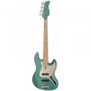 SIRE BY MARCUS MILLER V7 SWAMP ASH-4 SHERWOOD GREEN 2ND GEN