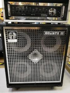 SWR Goliath III 4x10 Cassa per basso Usata