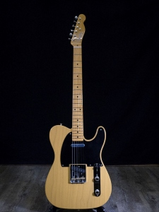 FENDER AMERICAN ORIGINAL 50S TELECASTER BUTTERSCOTCH BLOND