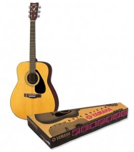 Yamaha Gf310P Chitarra Acustica Natural + Kit Accessori