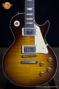 GIBSON LES PAUL 58 TRUE HISTORIC M. AGED USATA