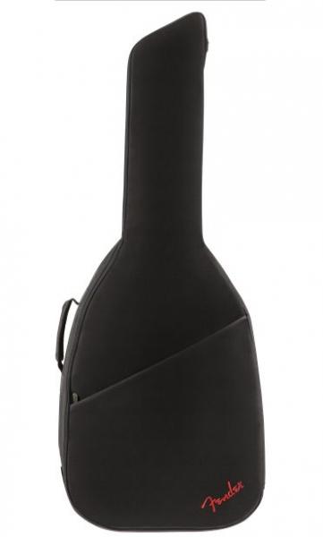 Fender Fa405 Gig Bag Borsa Morbida Per Chitarra Acustica