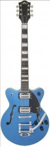 GRETSCH G2655T STREAMLINER CENTER BLOCK JR DOUBLE CUT FAIRLANE BLUE
