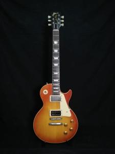 "Gibson 58 ""first standard"" Slash -usata"