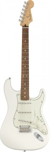 FENDER PLAYER STRATOCASTER PAU FERRO POLAR WHITE