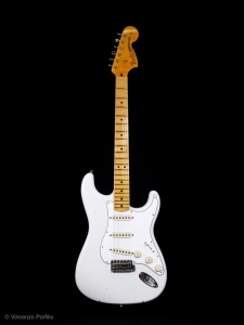 Fender Stratocaster 69 Journeyman Olympic White