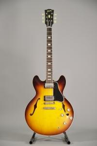 Gibson 1964 Es-335 Reissue Vintage Burst Custom Shop