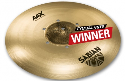 SABIAN ISO CRASH 18 AAX