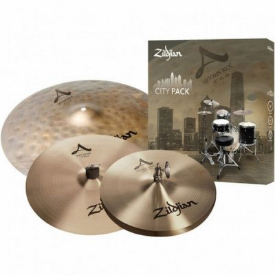 ZILDJIAN SET 4A CITY PACK