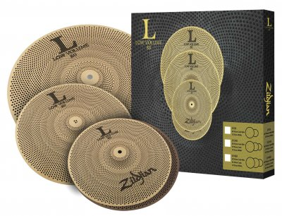 ZILDJIAN CARTONE 4 L80 LOW LV348